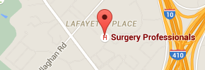 Surgery Professionals Google Map